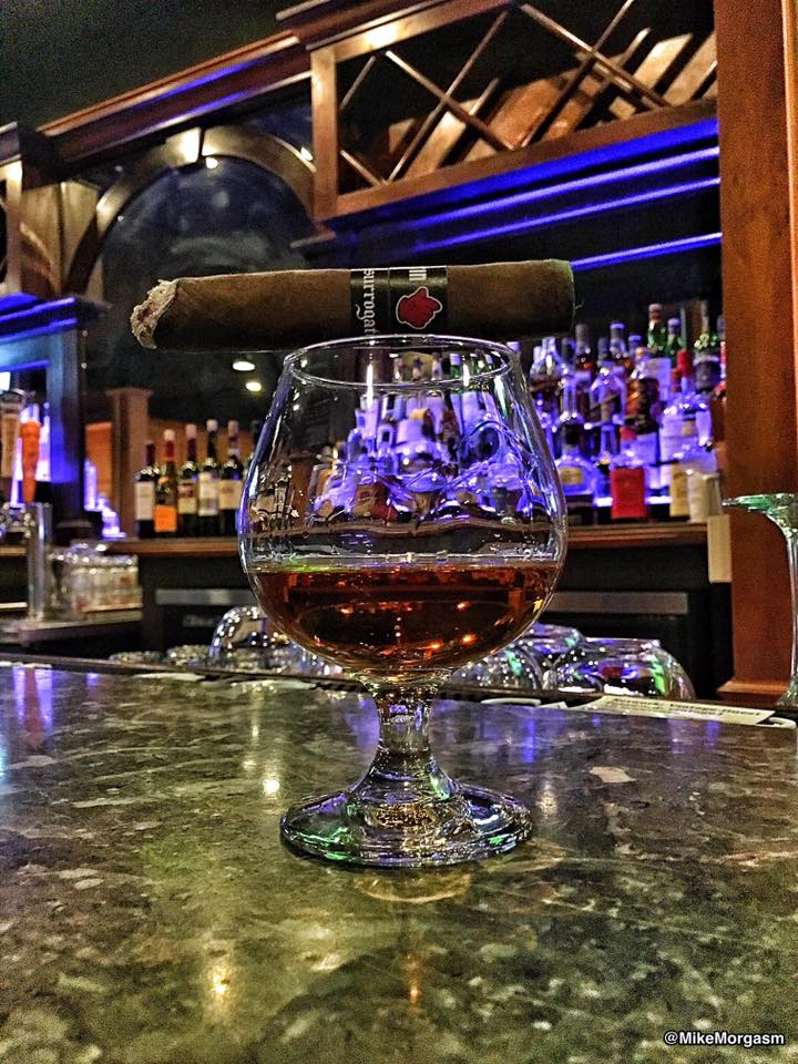 Vintage Cigar Lounge and Club Cigar Pairing